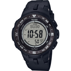 CASIO PRO TREK PRG-330-1ER Smartwatch Men, black/black/black